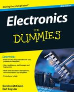 Electronics For Dummies, 2nd Edition : For Dummies (Lifestyles Paperback) - Gordon Mccomb