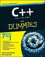 C++ All-In-One Desk Reference For Dummies, 2nd Edition - John Paul Mueller