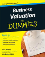 Business Valuation For Dummies - Lisa Holton