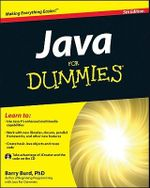 Java for Dummies : For Dummies - Barry Burd