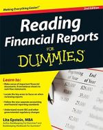 Reading Financial Reports For Dummies, 2nd Edition - Lita Epstein