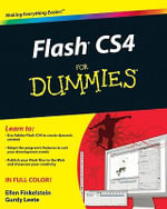 Flash CS4 For Dummies : For Dummies - Ellen Finkelstein