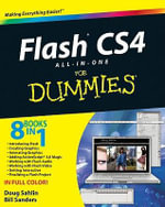 Flash CS4 All-In-One For Dummies : For Dummies (Lifestyles Paperback) - Doug Sahlin