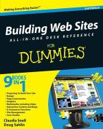 Building Web Sites All-in-One For Dummies, 2nd Edition - Claudia Snell