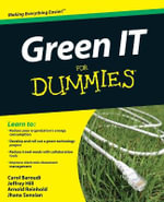 Green IT For Dummies - Carol Baroudi