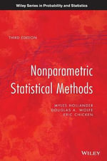 Nonparametric Statistical Methods - Myles Hollander