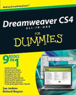 Dreamweaver CS4 All-In-One For Dummies : For Dummies (Lifestyles Paperback) - Sue Jenkins