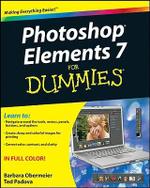 Photoshop Elements 7 For Dummies - Barbara Obermeier