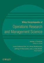 Wiley Encyclopedia of Operations Research and Management Science - James J. Cochran