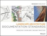 Construction Documentation Standards and Best Practices for Landscape Architectural Design : A History: v. 1 - Design Workshop