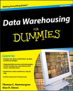 Data Warehousing For Dummies, 2nd Edition : For Dummies (Lifestyles Paperback) - Thomas C. Hammergren