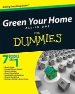 Green Your Home All in One For Dummies - Yvonne Jeffery