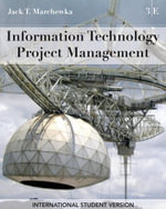Information Technology Project Management - Jack T. Marchewka