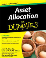 Asset Allocation For Dummies - Dorianne Perrucci