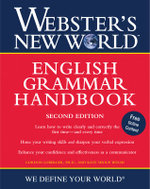 Webster's New World English Grammar Handbook - Kate Shoup