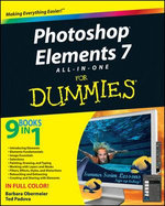 Photoshop Elements 7 All-In-One For Dummies : For Dummies (Lifestyles Paperback) - Barbara Obermeier