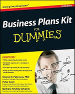 Business Plans Kit For Dummies, 3rd Edition - Steven D. Peterson