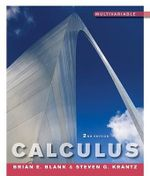 Calculus Multivariable - Brian E. Blank