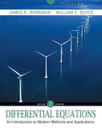 Differential Equations : An Introduction to Modern Methods and Applications - James R Brannan
