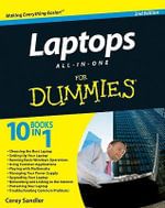 Laptops All-In-One For Dummies, 2nd Edition - Corey Sandler