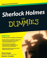 Sherlock Holmes For Dummies : For Dummies - Steven Doyle
