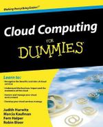 Cloud Computing For Dummies : Realizing Service-orientation with the Microsoft P... - Judith Hurwitz