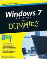 Windows 7 All-In-One For Dummies : For Dummies (Lifestyles Paperback) - Woody Leonhard