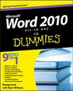Word 2010 All-In-One For Dummies - Doug Lowe