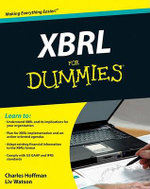XBRL For Dummies - Charles Hoffman