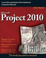 Project 2010 Bible - Elaine J. Marmel