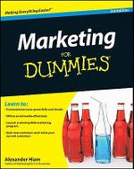 Marketing For Dummies, 3rd Edition - Alexander Hiam