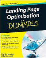 Landing Page Optimization For Dummies : For Dummies (Lifestyles Paperback) - Martin Harwood