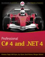 Professional C# 4 and .NET 4 - Christian Nagel