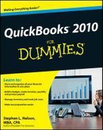 QuickBooks 2010 For Dummies - Stephen L. Nelson