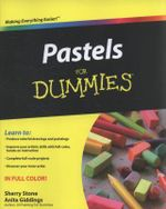 Pastels For Dummies : For Dummies - Sherry Stone Clifton
