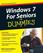 Windows 7 For Seniors For Dummies - Mark Justice Hinton
