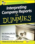 Interpreting Company Reports For Dummies - Ken Langdon