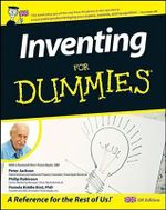 Inventing For Dummies : UK Edition - Peter Jackson