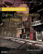 Maya Studio Projects : Game Environments and Props - Michael McKinley