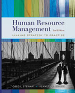 Human Resource Management - Greg L. Stewart
