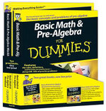 Basic Math And Pre-Algebra For Dummies Education Bundle - Mark Zegarelli