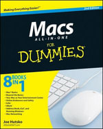 Macs All-In-One For Dummies, 2nd Edition - Joe Hutsko
