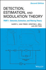 Detection Estimation and Modulation Theory : Part I - Harry L. Van Trees