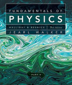 Fundamentals of Physics, Chapters 12-20 : Student Study Guide - David Halliday