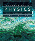 Fundamentals of Physics : Chapters 38-44 - David Halliday