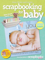 Let's Start Scrapbooking For Baby - Better Homes & Gardens