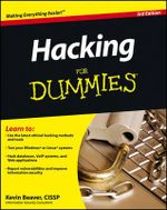 Hacking For Dummies, 3rd Edition - Kevin Beaver