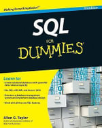 SQL For Dummies, 7th Edition - Allen G. Taylor