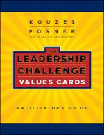The Leadership Challenge Workshop, 4th Edition, Values Cards - James M. Kouzes