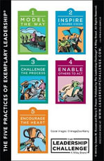The Leadership Challenge Card : Ten Commitments of Leadership Side A - James M. Kouzes